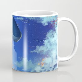 The Floating city Coffee Mug