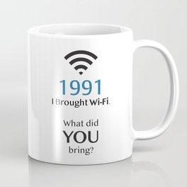 1991 Birthday Coffee Mug