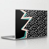 memphis Laptop & iPad Skins featuring memphis by jmdphoto