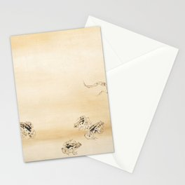 Takeuchi Seiho - A Fine Day During the Rainy Season Stationery Cards