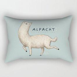 Alpacat Rectangular Pillow