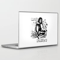 lolita Laptop & iPad Skins featuring Lolita by alexflasher