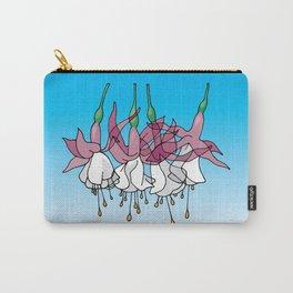 Fuchsias Carry-All Pouch