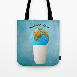 World cup Tote Bag