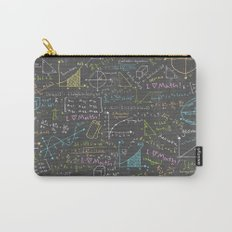 Math Lessons Carry-All Pouch