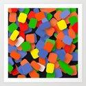 wild color pieces by hennigdesign