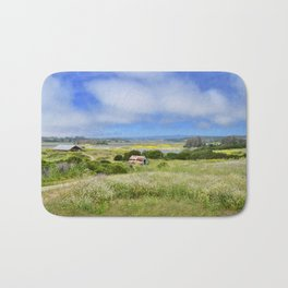 Clearing Sky Bath Mat