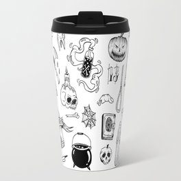 halloween flash Travel Mug