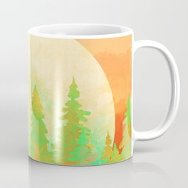 The Forest Moon Coffee Mug