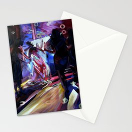 The Bride's Dance. Stationery Cards