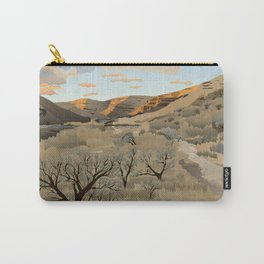 Cottonwood Canyon State Park Carry-All Pouch
