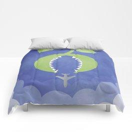 Venus Skytrap Comforters