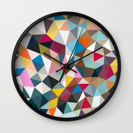 Parade Tris Wall Clock