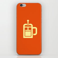 Coffee: The French Press iPhone & iPod Skin