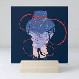 Unmei no akai ito Mini Art Print