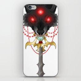 Sword Eater iPhone Skin
