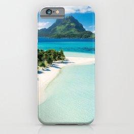 French-Polynesia iPhone Case