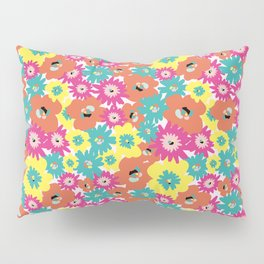 Late spring flowers Pillow Sham
