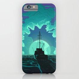 Bigger Boat iPhone Case