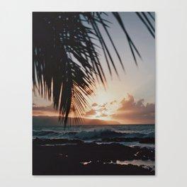 North Shore Canvas Print