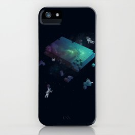 Constructing the Cosmos iPhone Case
