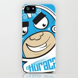 EL HURACAN... iPhone Case