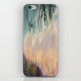 At high tide iPhone Skin