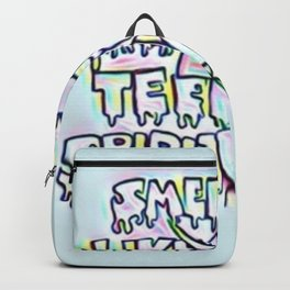 Smells Like Teen Spirit Backpack