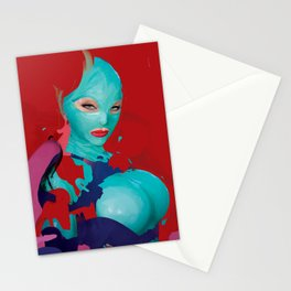 tea lilly Stationery Cards