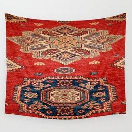 Natural Dyed Handmade Anatolian Carpet Wall Tapestry