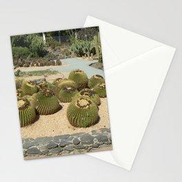 Small Cacti-Parque de la Paloma-Benalmadena Stationery Cards