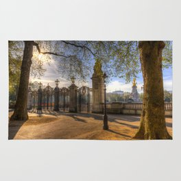 Canada Gate Green Park London Rug