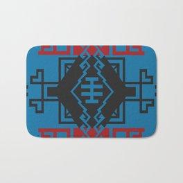 American Native Pattern No. 53 Bath Mat