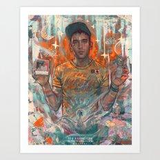 Sufjan Art Print