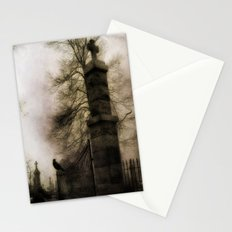 Old Cemetery Gate Stationery Cards
