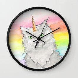 Unicat Wall Clock