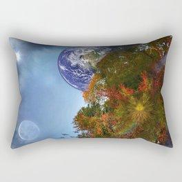 The Sky is Falling Rectangular Pillow