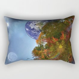 The Sky is Falling Rectangular Pillow
