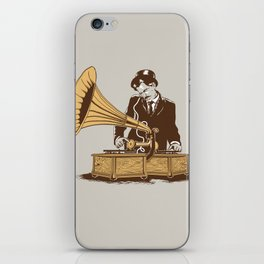 The Future In The Past iPhone Skin