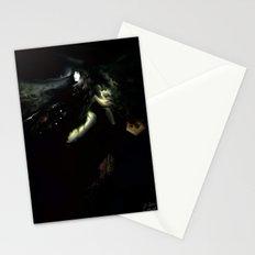 Light of Dark Stationery Cards