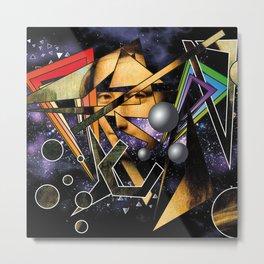 art in the space Metal Print