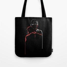 Devil's Heartbeat Tote Bag