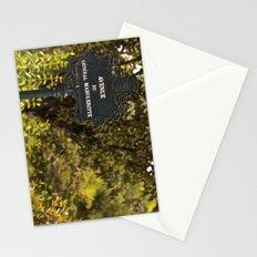 Paris Avenue Stationery Cards