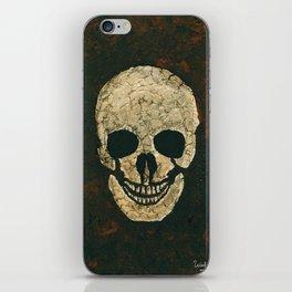 JT Skull iPhone Skin