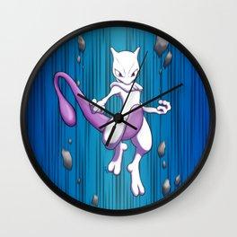 Mewtwo Wall Clock