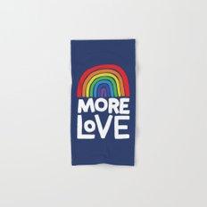 more love Hand & Bath Towel
