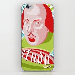Shakespeare Says Study iPhone Skin