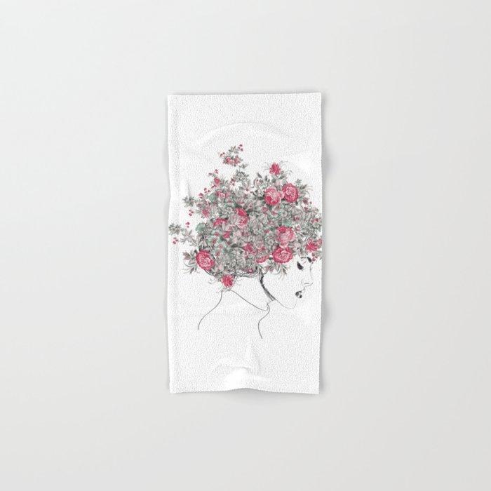 Catherine Hand & Bath Towel