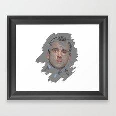 Michael Scott, The Office Framed Art Print