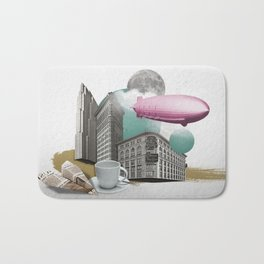 Zeppelin Bath Mat